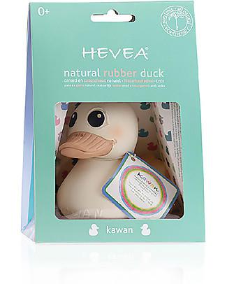 Hevea Kawan Papera 3 in Uno - 100% Gomma Naturale (dipinto con pigmenti vegetali!) Giochi Bagno