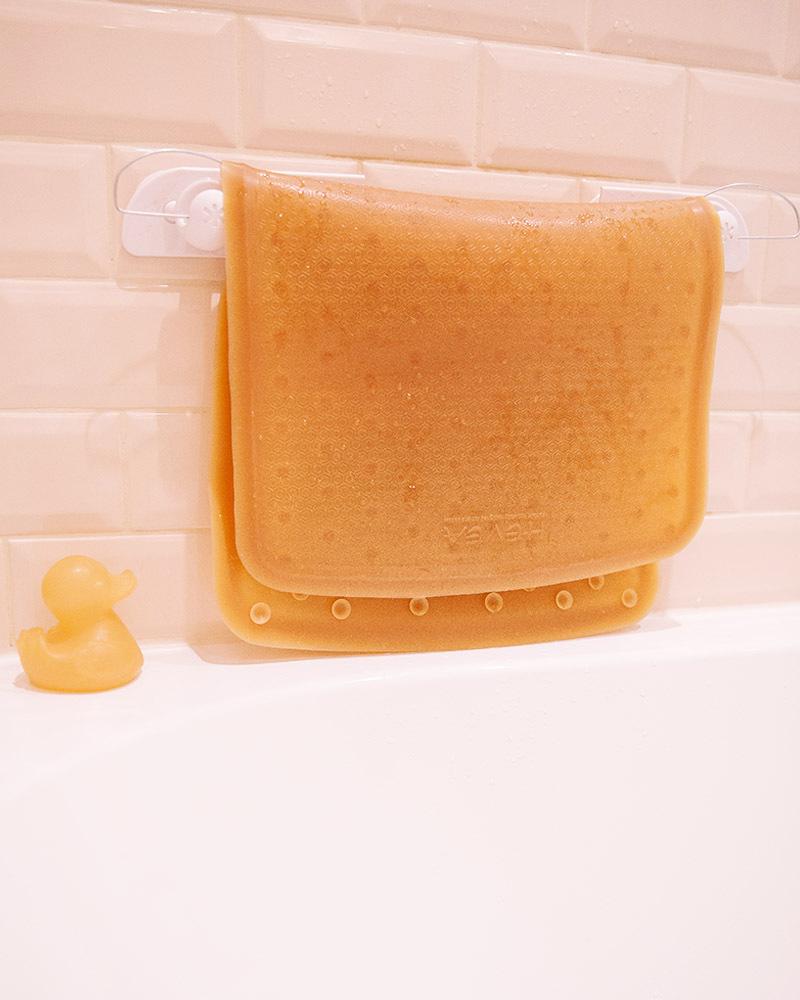 Hevea tappetino antiscivolo per il bagnetto   100% gomma grezza ...