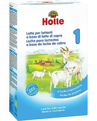 Holle Latte di Capra in Polvere Bio 1 - Dalla nascita a 6 mesi Latte In Polvere Bio