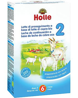 Holle Latte di Capra in Polvere Bio 2 - Da 6 a 10 mesi circa Latte In Polvere Bio