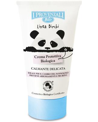I Provenzali Crema Protettiva Cambio Biologico - Burro di Karité ed Estratto di Bambù -  Crema Per Il Cambio