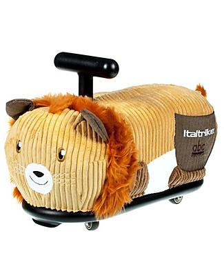 Italtrike La Cosa Soft, Triciclo per Uso Interno, Lion il Leone Cavalcabili