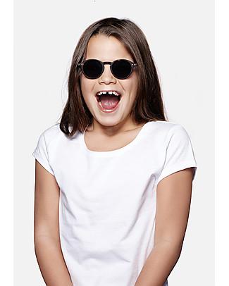 Izipizi Sun Junior Modello #D, Tartaruga - Taglia unica da 4 a 10 anni! Occhiali