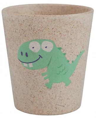 Jack 'n Jill Bicchiere per Risciacquo o per Spazzolino, Dino il Dinosauro Bagno Doccia Shampoo
