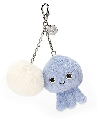 JellyCat Bag Charm Kutie Pops, Medusa Portachiavi