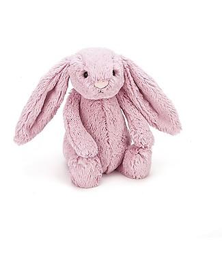 JellyCat Peluche Coniglietto Lunghe Orecchie, Rosa (Medium) - 31 cm - Morbidissimo e dolce null