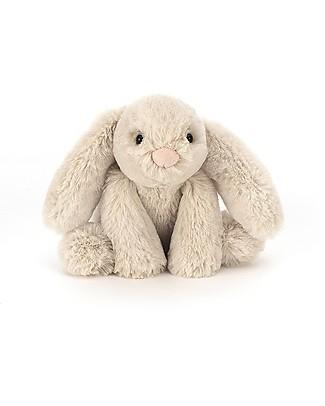 JellyCat Peluche Coniglietto Smudge Rabbit Tiny - 19 cm - Morbidissimo e divertente! null