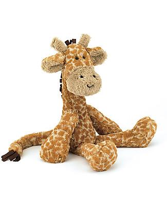 JellyCat Peluche Giraffa Merryday -  41 cm - Morbidissimo e divertente Peluche