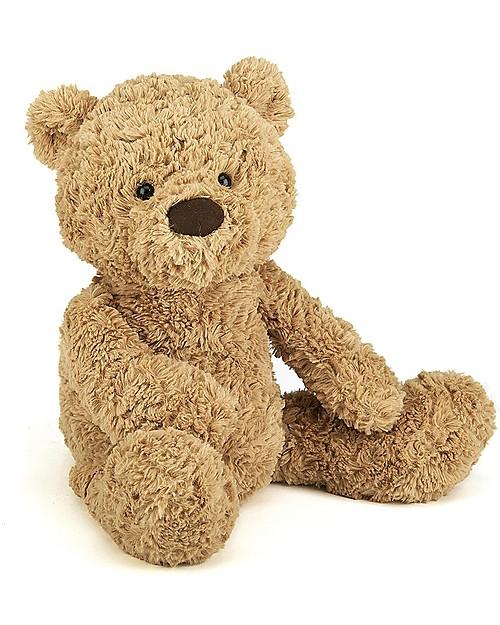 JellyCat Peluche Orsetto Bumbly Bear - 42 cm - Morbidissimo e