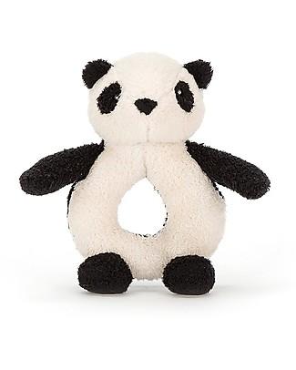JellyCat Sonaglio Panda - Morbido come un peluche! Sonagli