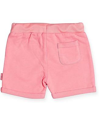 Jollein Pantaloni Corti Aloha, Rosa - Cotone bio Pantaloni Corti