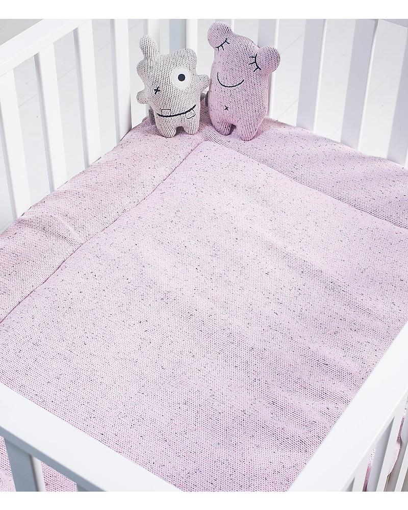 Rosa Qualità Bambole Carrozzina lenzuola Quilt//Coperta /& Cuscino Set AQUA o viola.