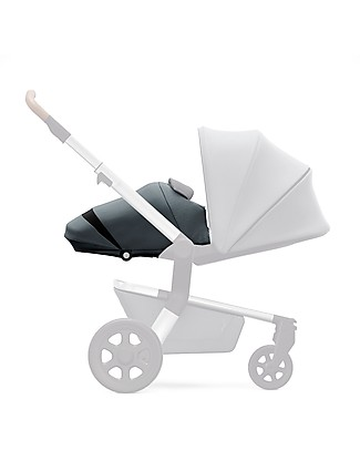 Joolz Hub Earth Navicella Light, Hippo Grey  Passeggini