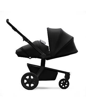 Joolz Hub Quadro Navicella Light, Nero Passeggini
