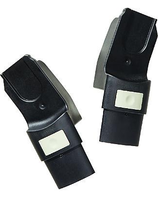 Joolz Set di Adattatori per Seggiolino Auto, Seduta Superiore - Per passeggino Joolz Geo Accessori Seggiolini Auto