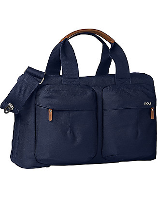 Joolz Uni² Earth Nursery Bag - Parrot Blue Diaper Changing Bags & Accessories