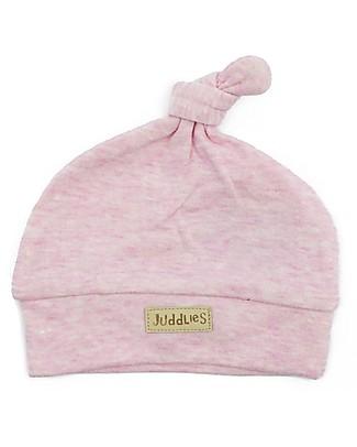 Juddlies Designs Cappellino Baby Breathe-Eze, Rosa - 100% cotone, il caldo che respira Cappelli