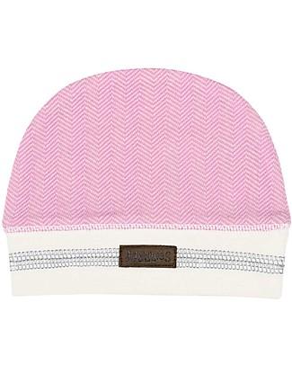 Juddlies Designs Cappellino Cottage Collection, Rosa - 100% Cotone Bio, il caldo che respira Cappelli