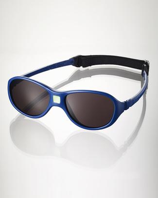 Ki et La Occhiali da Sole Baby Jokaki 12-30 Mesi - Blu - Anti UVA+UVB e Infrangibili! Occhiali