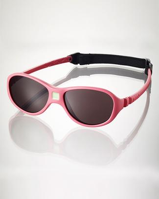 Ki et La Occhiali da Sole Baby Jokaki 12-30 Mesi - Rosa - Anti UVA+UVB e Infrangibili! Occhiali