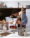 Kidsonroof Cucina Cocorico - Cooker (Cartone Riciclato e Biodegradabile!) -  Giochi Creativi