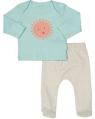Kite Completino Maglia + Pantalone, Sunshine - 100% cotone bio Set Regalo