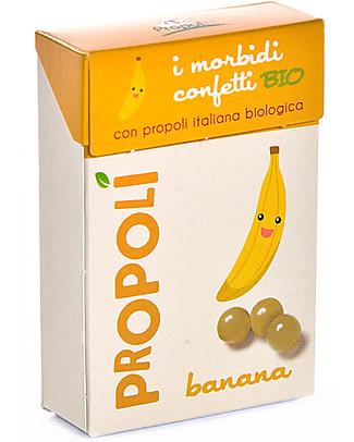 Kontak Morbidi Confetti alla Propoli Bio, Banana – Un dolcetto sano e benefico! Rimedi Naturali