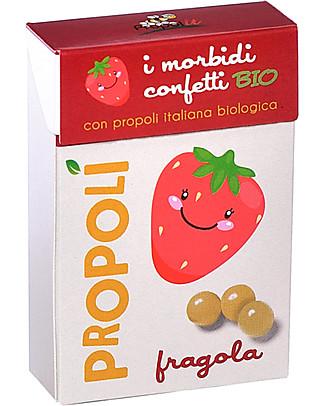 Kontak Morbidi Confetti alla Propoli Bio, Fragola - Un dolcetto sano e benefico! Rimedi Naturali