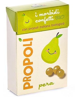 Kontak Morbidi Confetti alla Propoli Bio, Pera – Un dolcetto sano e benefico! Rimedi Naturali