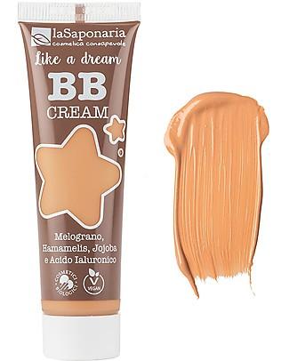 "La Saponaria BB Cream ""Like a Dream"", n°3 Gold - 30 ml Viso"