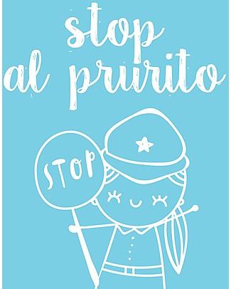 La Saponaria Roll-on Dopopuntura, 10 ml - Stop al Prurito! Antizanzare