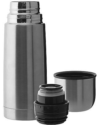Laken Thermos Per Liquidi in Acciaio Inox, 500 ml - Baby Borracce Metallo