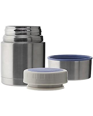 Laken Thermos Per Solidi in Acciaio Inox, 500 ml - Sirena Contenitori in Metallo