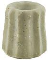 Lamazuna Shampoo Solido per capelli Normali, Pino - 55 gr - Zero Plastica, 100% Naturale! Bagno Doccia Shampoo