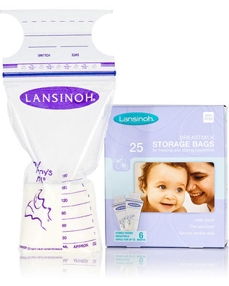 Lansinoh Buste Conserva Latte Materno, 25 pezzi  Buste Conservalatte