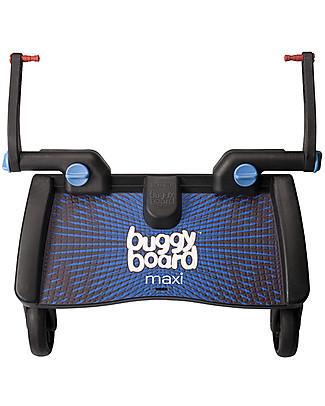 Lascal Pedana Maxi per Passeggino, Blu - Universale e facilissima da agganciare! Accessori