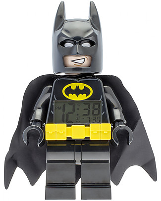 Lego Sveglia con Minifigure Batman LEGO Batman Movie Sveglie