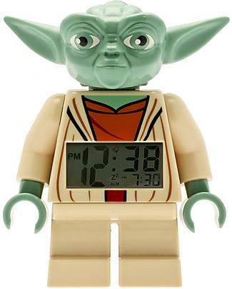 Lego Sveglia con Minifigure Yoda LEGO Star Wars Sveglie