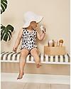 Liewood Costume da Bagno Intero Amara, Leopardato Beige - UV 50+ Costumi Interi