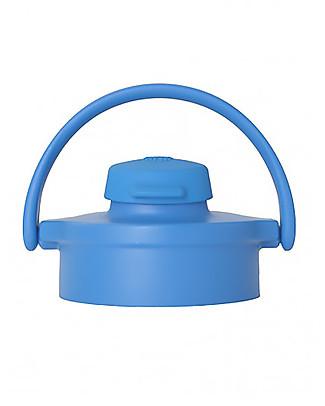 Lifefactory Tappo Flip Cap 'Apri e Chiudi' - Blu Mare Bottiglie Conservalatte