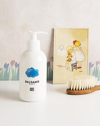 Linea Mamma Baby Balsamo Baby Pierino - 250 ml - Estratti bio di Calendula e Camomilla Bagno Doccia Shampoo
