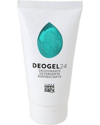 """Linea Mamma Baby Deogel24 Deodorante 50ml """"Ernestino"""" (per tutti i tipi di pelle) Deodoranti"""