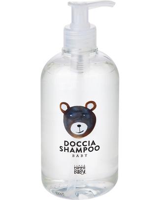 """Linea Mamma Baby Doccia Shampoo Baby """"Giacomino"""" 500ml (estratti di oliva, cardamomo e derivati dell'acido lattico) Bagno Doccia Shampoo"""