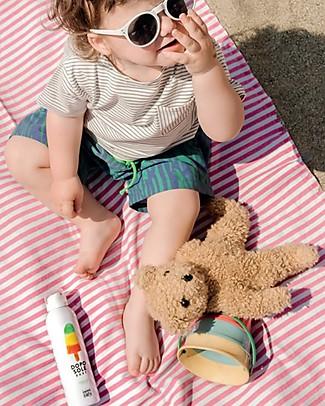 Linea Mamma Baby Giovannino, Dopo Sole Baby Spray, 150 ml - Sgradevole agli insetti Solari