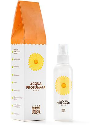 Linea Mamma Baby Goghina, Acqua Profumata Baby Spray, 150 ml - Bio Crema Per Il Cambio