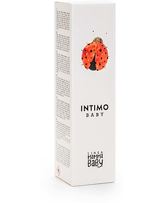 """Linea Mamma Baby Intimo Baby """"Elenina"""" 150ml Spray - Mousse Studiata per il PH dei bambini piccoli Shampoo e Prodotti per il Bagnetto"""