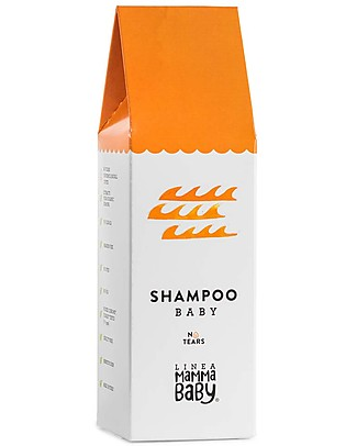 """Linea Mamma Baby Shampoo No Lacrime """"Ughino"""" 250 ml - Camomilla e Calendula  Shampoo e Prodotti per il Bagnetto"""