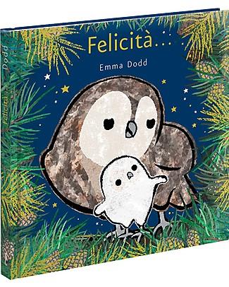 L'ippocampo Ragazzi Collana Emma Dood: Felicità - Libro illustrato 2-5 anni Libri