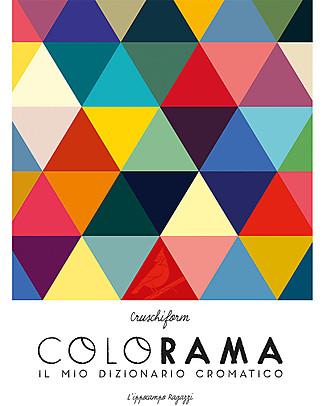 L'ippocampo Ragazzi Colorama, Il mio campionario cromatico - Colori e Disegni Libri