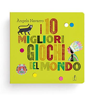 L'ippocampo Ragazzi I 10 Migliori Giochi del Mondo, Tavole Gioco e Pedine Libri